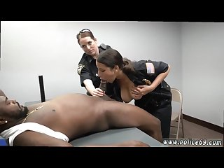 Blowjob championship and amateur milf seduces and police woman and