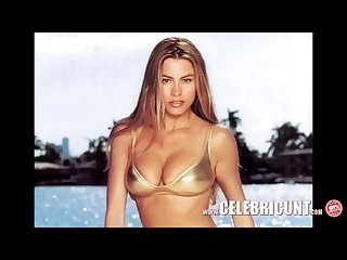 Big firm tits latina celeb cutie Sofia vergara sizzling and sultry