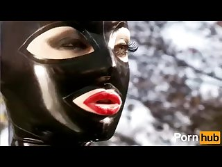 Latex Lucy adventures of a latex super hero
