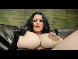 Big titted angelina castro cocks domination
