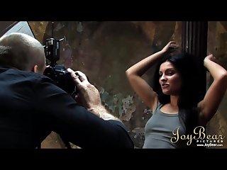 Joybear a sexy photoshoot