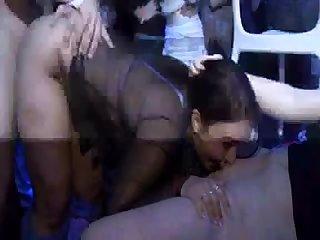 Milf s horny orgasms orgy