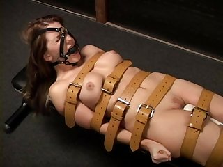 Ashley fires strapped vibed