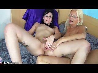 Hardcore granny sex