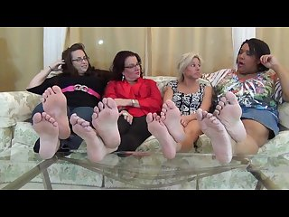 Mature friends soles