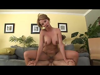 Hot busty milf wants intruder S dick