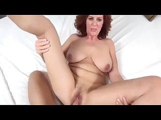 Stepmom seduced son