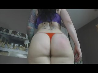 Ass joi follow her instructions
