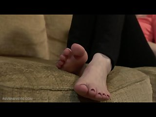 Foot fetish hypnotic tease erotic Trance pov
