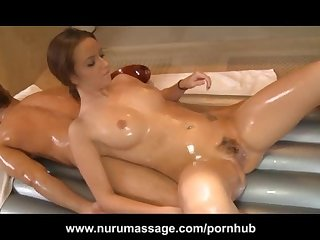 Pressley carter nuru massage