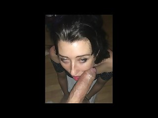 Fucking my stepsisters throat plus cum