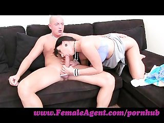 Femaleagent don t tell my wife