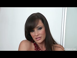 Livegonzo lisa ann horny anal mom gone wild