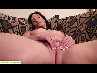 Amateur wife shelly jones pussy play