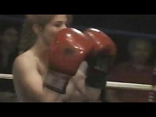 Bad apple knockout club volume 11 topless boxing