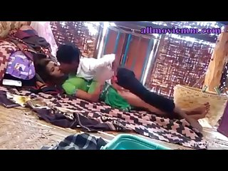 Myanmar villager couple sex