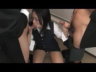 Ol ni renzoku nakadashi scene 1
