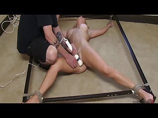 Tied for Tickling krissy lynm