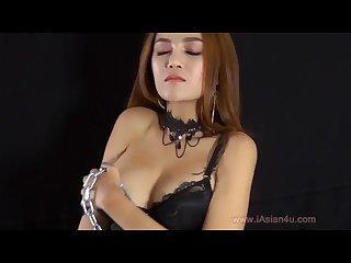 Rosita iasian4u in black lingerie