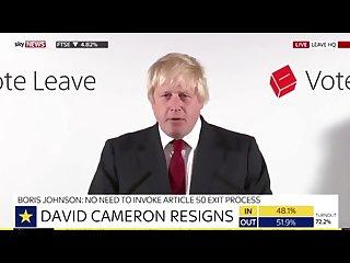 Dumb british blonde fucks 15 million people at once