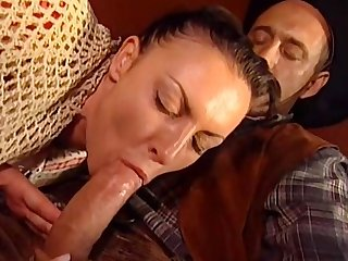 Laura angel and Bruno sx in caravan from carovana della violenza