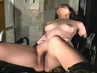 Japanese girl full body tickling torture and orgasm