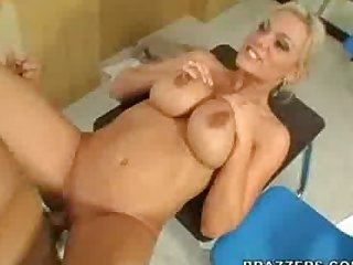Kate frost Blackmailed by student into fucking her