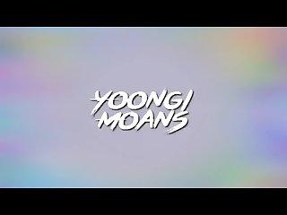 Min yoongi suga moans