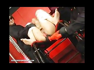 Japanese bondage sex the punishment of chihiro
