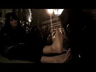 Indian girl feet lesbian foot domination foot slave public humiliation
