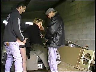 Papy voyeur vol 15 scene 1