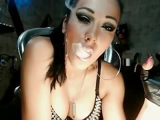 Mistress kenya smoking 2