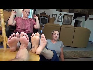 Mother and douther soles