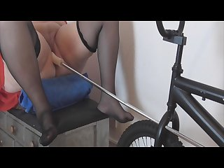 Exercise fuck bike part 2
