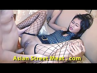 Warm brown ass fucked asian pleasure pig
