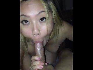 SJSU student giving her bestfriend a blowjob HMONG