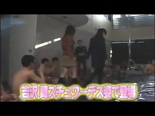 Japanese oil Wrestling