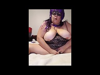 Made my 1st selfie masturbation video for hubby while he S at work
