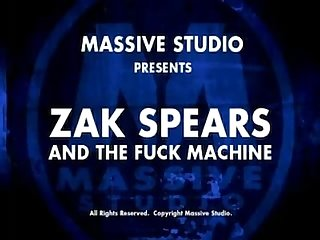 Zak spears fuck machine
