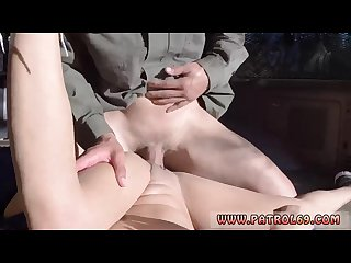 Lesbian border police and cop bondage and dominant cop and big ass police