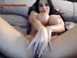 Ava addams webcam boobs and pussy