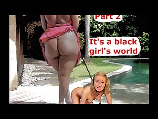 A black women dominating white women video compilation part 2