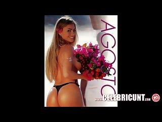 Perfect tits latina celebrity hottie Sofia vergara sizzling and sexy