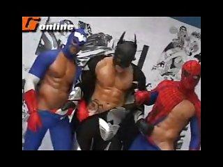 Will igor chafim marcelo brandao super herois