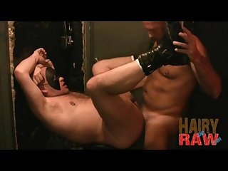 Hairy and raw butch powell and scott fitzpatric