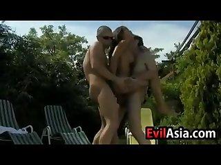 Asian jade sin gangbang