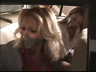 Stacy b and Andrea bound gagged 12