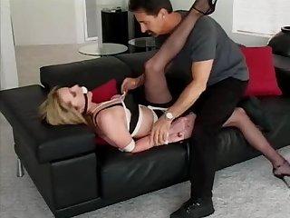 Molly Manhandled