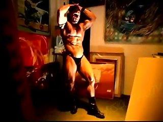 Mr muscleman chuck