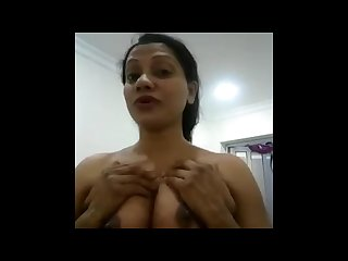 Sri lankan sexy Aunty video call sex